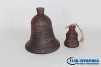 Декоративные керамические колокольчики