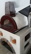 Помпейская печь для хлеба