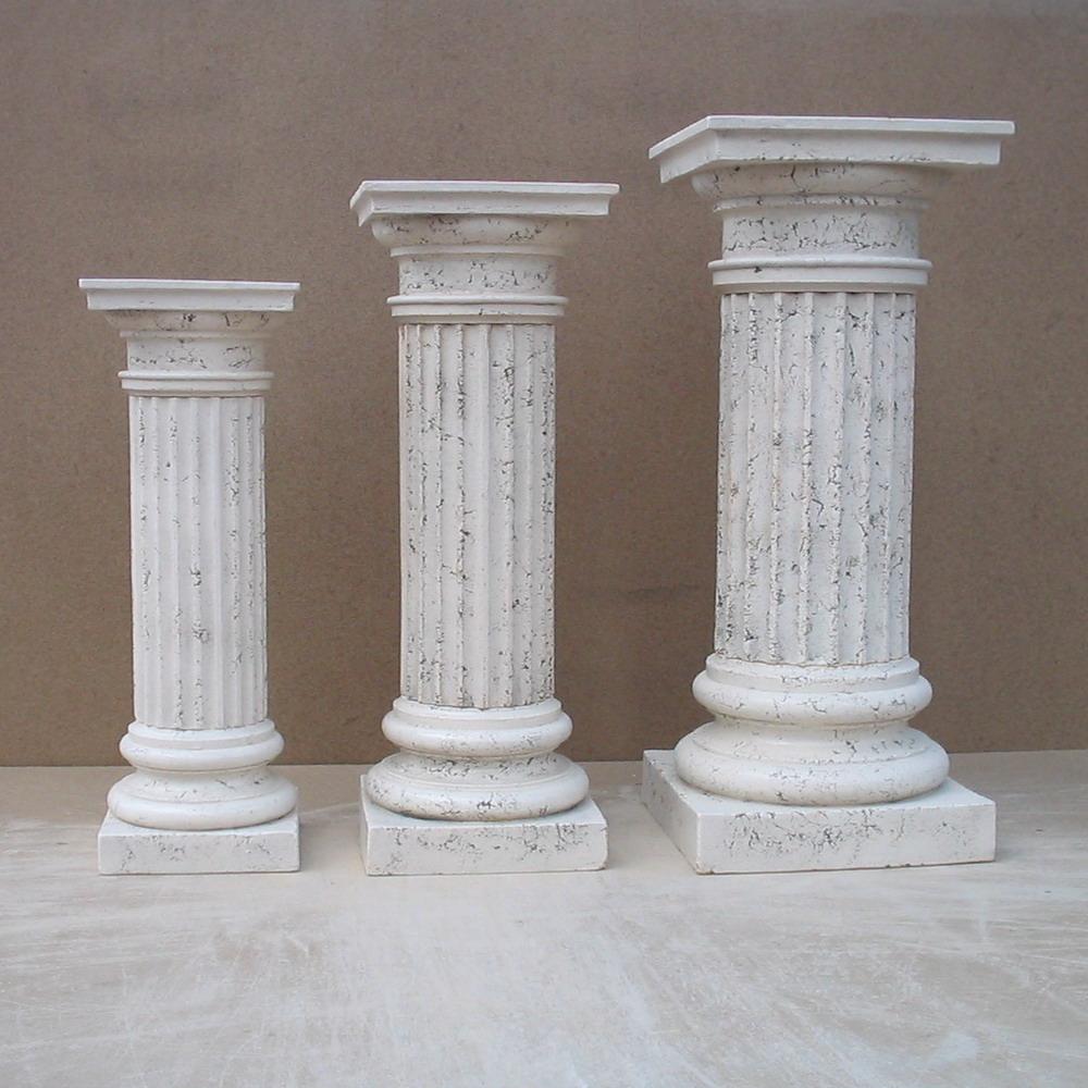 Колонны керамические шамотные
